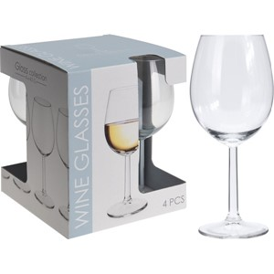 GLASS VINGLASS 43CL 4PK 1/6