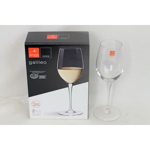 GLASS GALILEO VIN 2PK 1/6