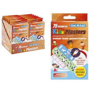PLASTER BARN 75PK.DISPL.1/12/144