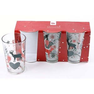 JUL GLASS 3PK 1/12