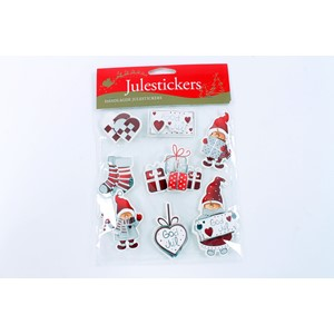 JUL STICKERS 8PK.1/25/150