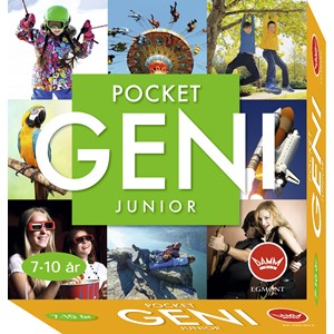 SPILL POCKET GENI JUNIOR   1/8