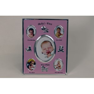 RAMME 19X24 BABY ROSA1/12/48